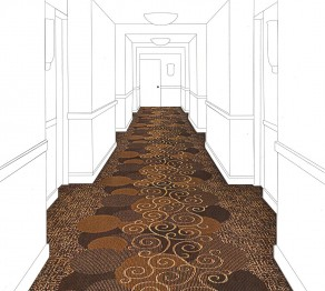 Hospitality Carpet:Test Collection
