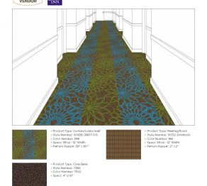 Hard Surface:Sleep Inn Approved Carpets