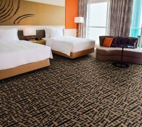 Hospitality Carpet:555