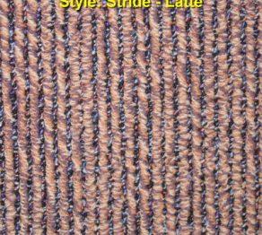 Hospitality Carpet:Stride Latte
