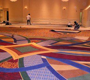 Carpet Pads:Synthetic Double Stick 32 – 40 oz