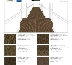Hard Surface:Comfort Inn Approved Carpet
